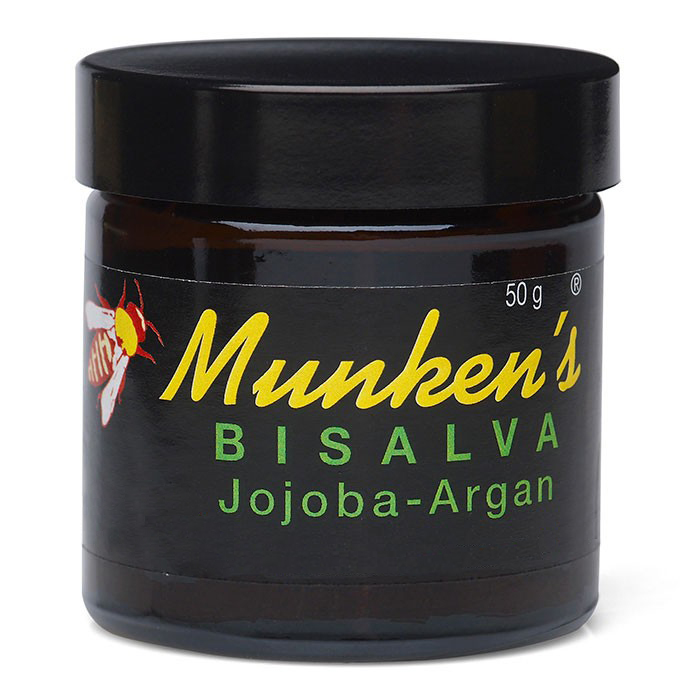 Munkens_Hälsa_Bisalva-Jojoba_Argan_50g